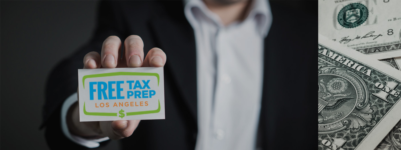 FREE Tax Prep Los Angeles